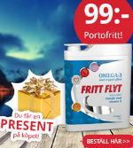 fritt flyt omega 3 innehåll